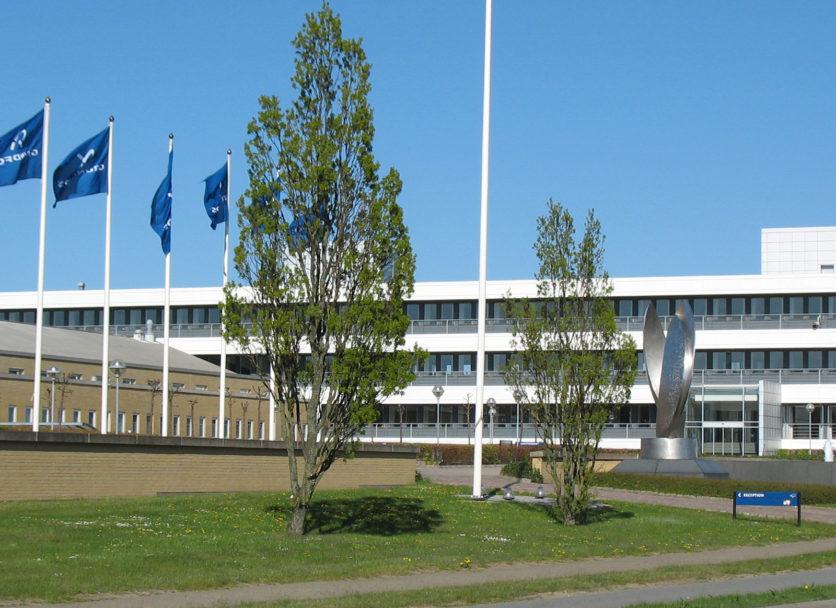 Grundfos' vedligeholdelsesafdeling