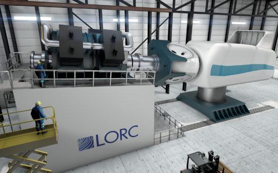 LORC Nacelle Testcenter