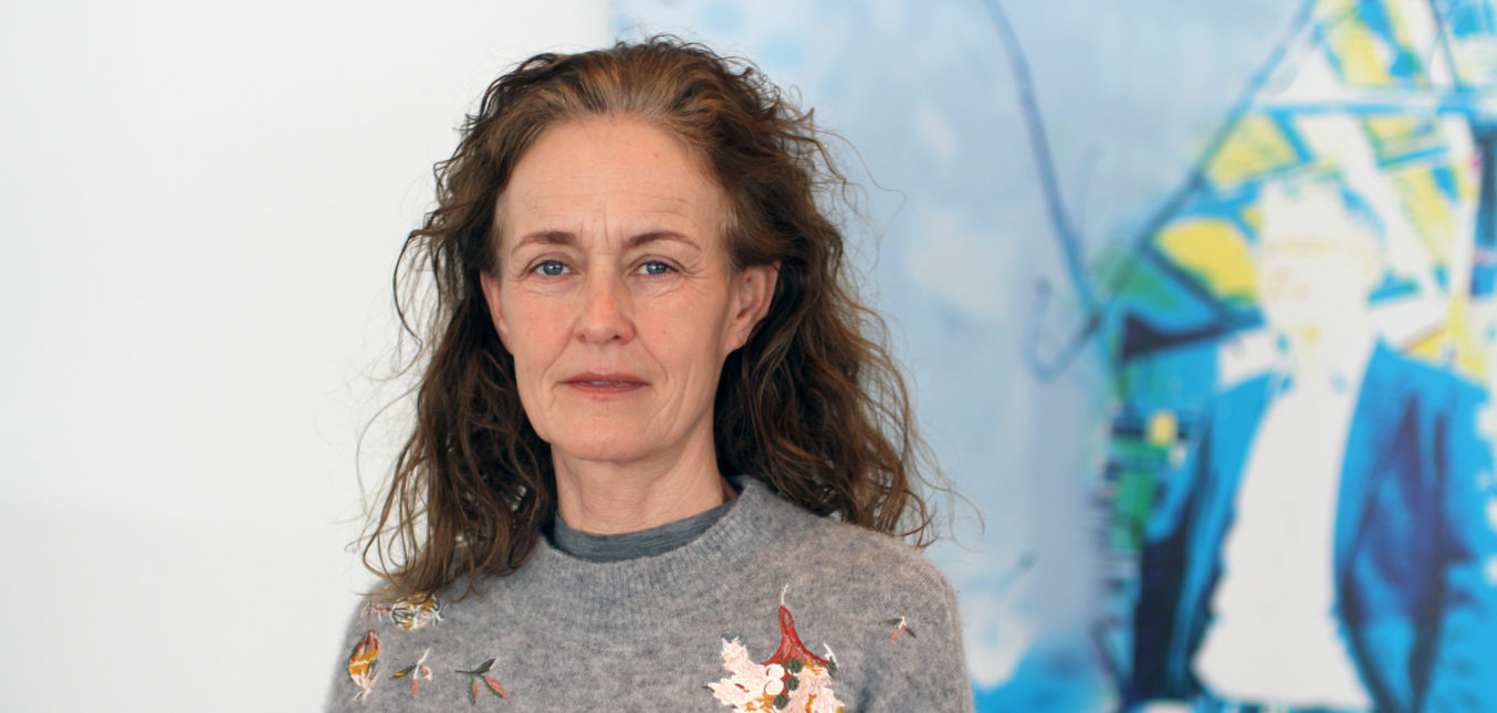 12 friske, Kirsten Holvad