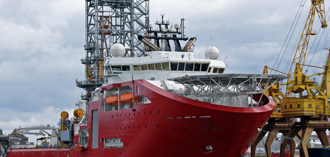 Wärtsilä supply boat, Norge