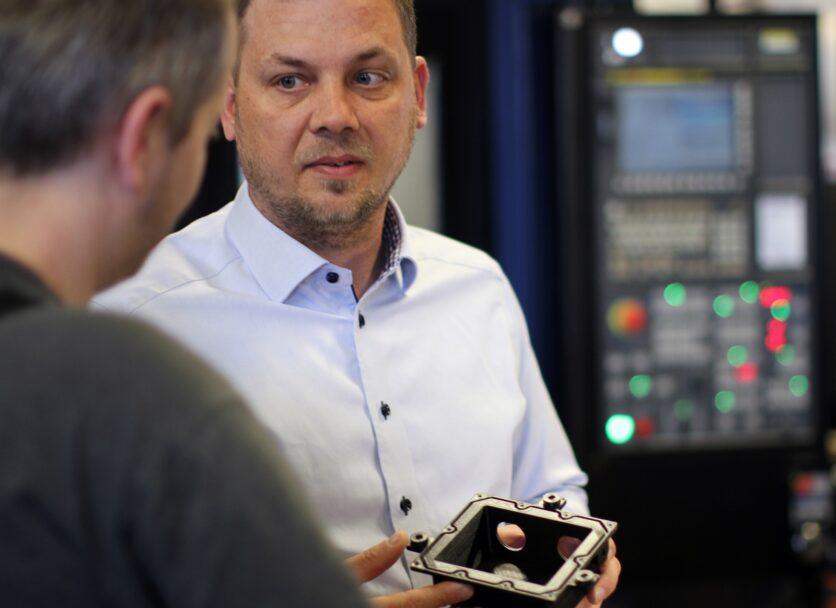 3D emner styrker dialogen om kompleks bearbejdning