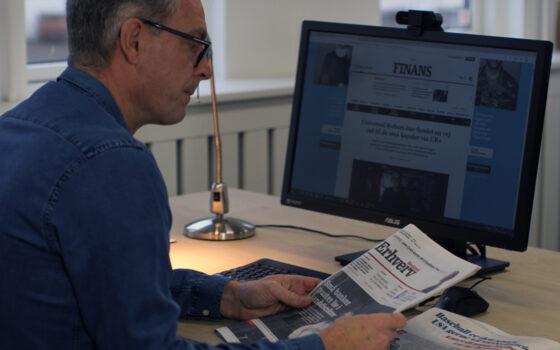 RIVAL med i JP's FINANS om mulighederne med automatisering